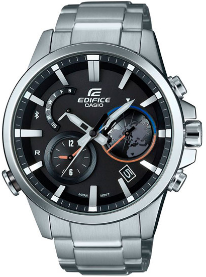 Casio Edifice EQB-600D-1A casio часы casio eqb 500l 1a коллекция edifice