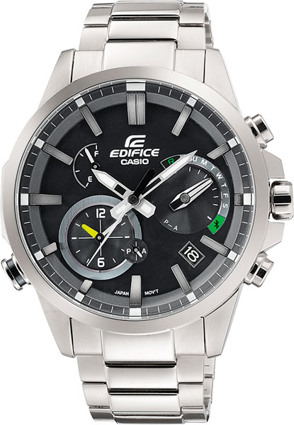 все цены на Casio Edifice EQB-700D-1A в интернете