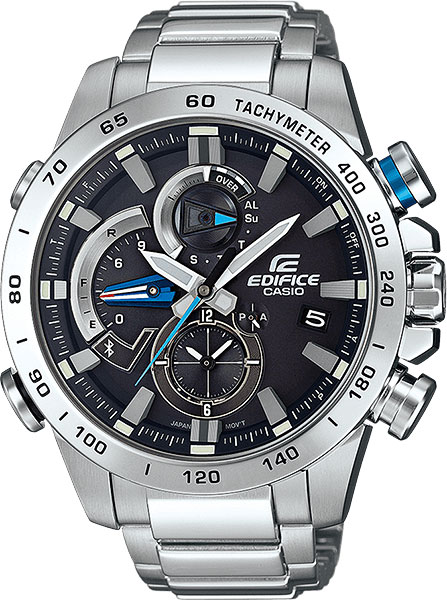 Casio Edifice EQB-800D-1A casio часы casio eqb 500l 1a коллекция edifice