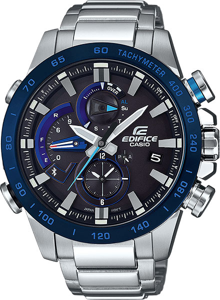 Casio Edifice EQB-800DB-1A casio часы casio eqb 500l 1a коллекция edifice