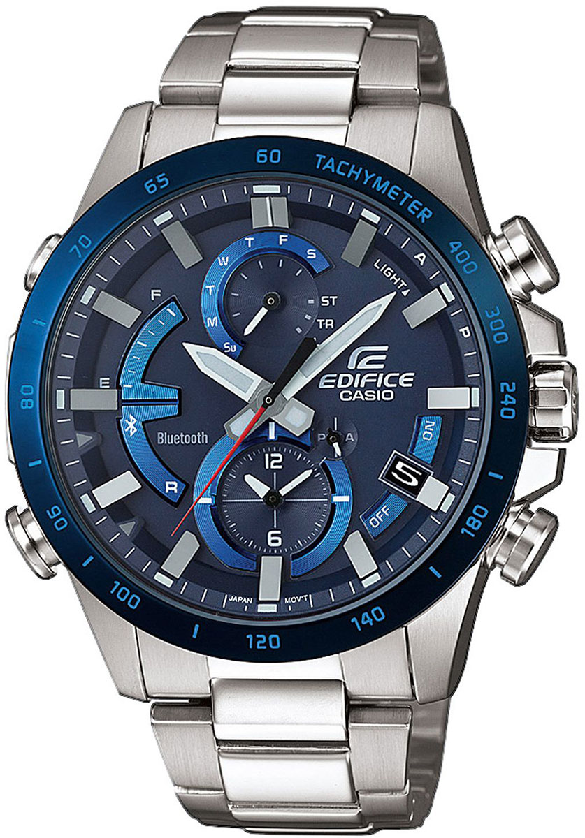 Casio Edifice EQB-900DB-2A casio mtd 1082d 2a