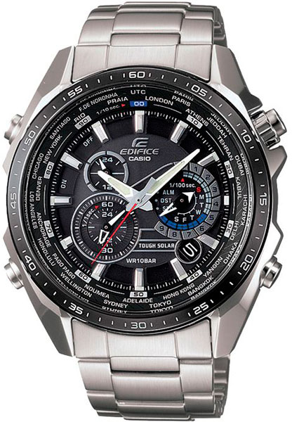 Casio Edifice EQS-500DB-1A1 casio edifice eqs 600d 1a2