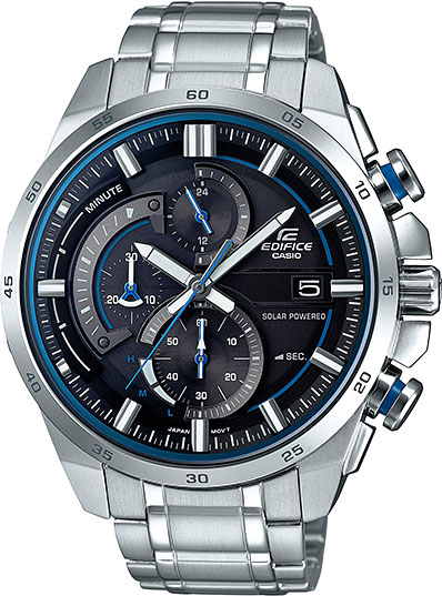 Casio Edifice EQS-600D-1A2 casio eqs a1000db 1a
