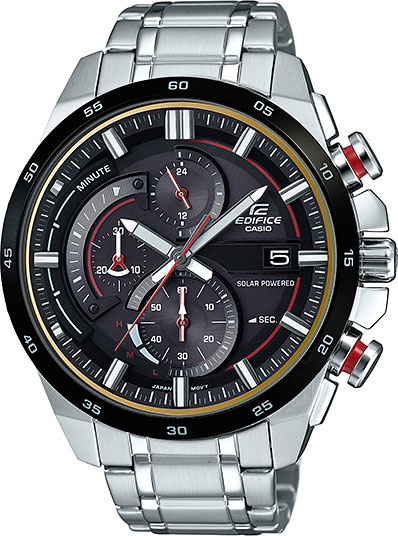 Casio Edifice EQS-600DB-1A4 casio eqs a1000rb 1a