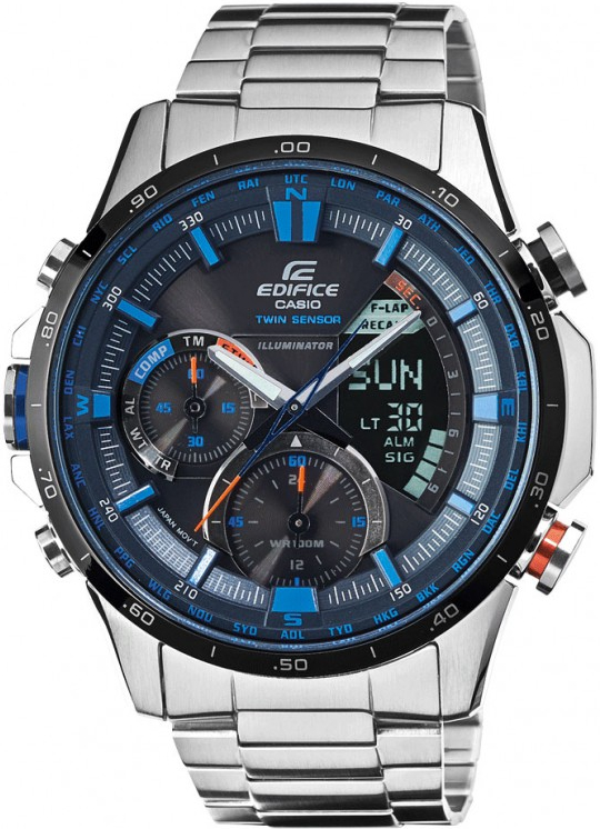Casio Edifice ERA-300DB-1A2 casio era 200dc 1a2