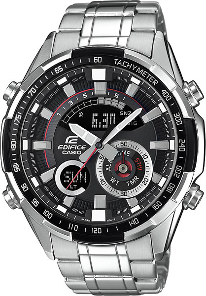 Casio Edifice ERA-600D-1A casio era 200dc 1a2