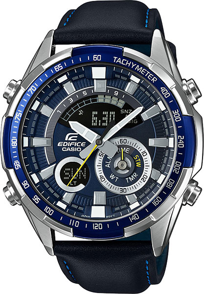 Casio Edifice ERA-600L-2A casio era 200dc 1a2