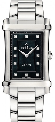 Eterna Contessa Two-Hands 2410.41.47.0264