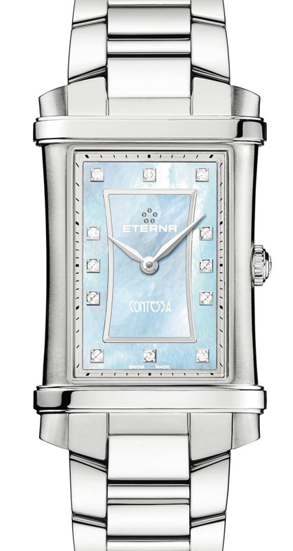 Eterna Contessa Two-Hands 2410.41.87.0264 рубашка eterna eterna mp002xm1k16u