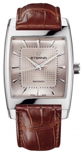 Eterna Madison Three Hands 7711.41.31.1178
