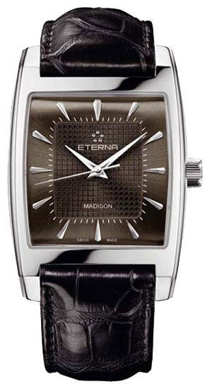 Eterna Madison Three Hands 7711.41.51.1177 three hands 30 см light breeze 22391