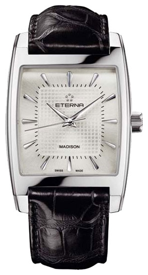 Eterna Madison Three Hands 7711.41.61.1177 рубашка eterna eterna mp002xm1k16u