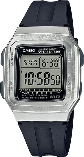 Фото - Casio Collection F-201WAM-7AVEF от Casio