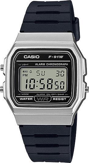 Casio F-91WM-7A casio shn 3012gl 7a
