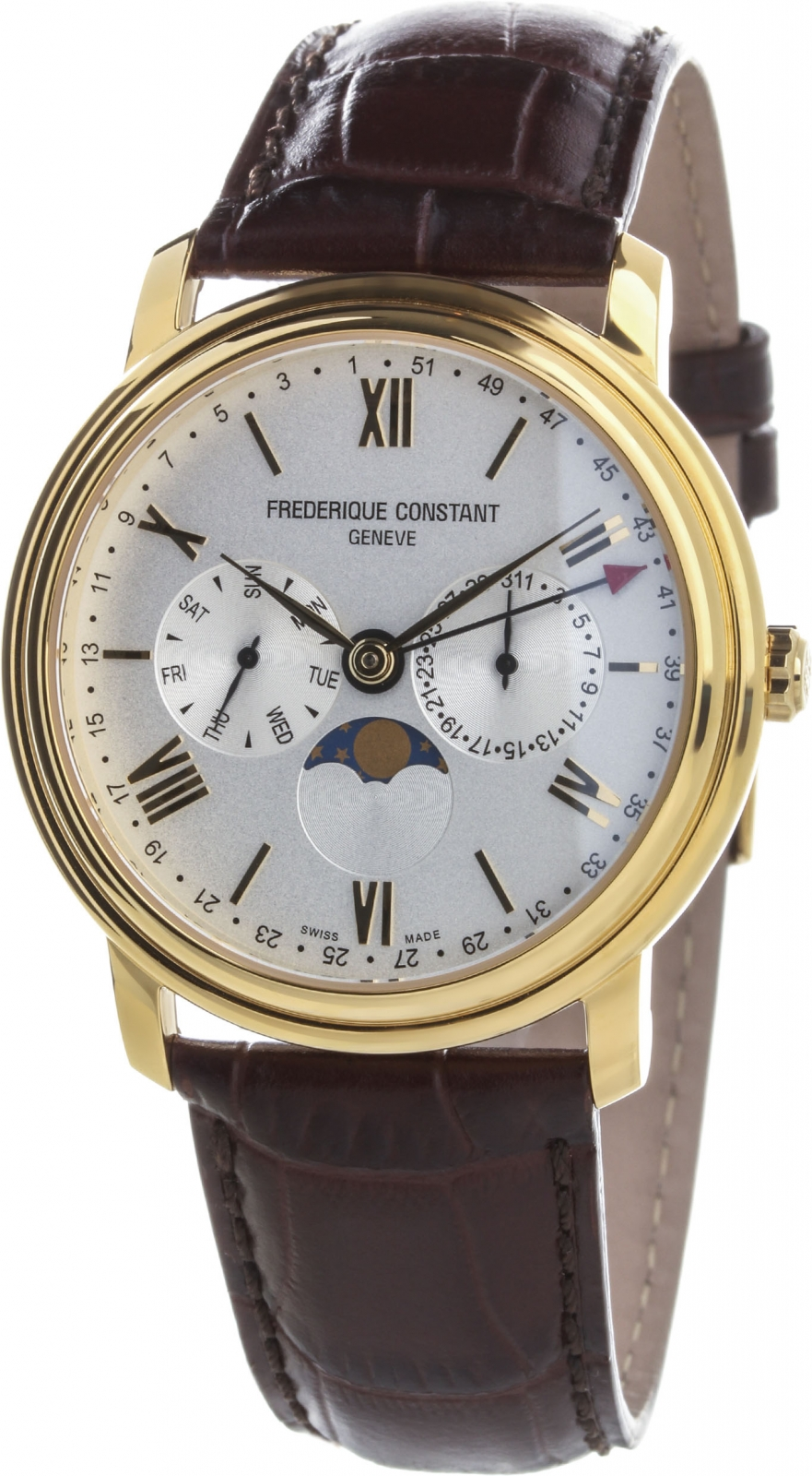 Frederique Constant Persuasion  FC-270SW4P5 the annotated persuasion