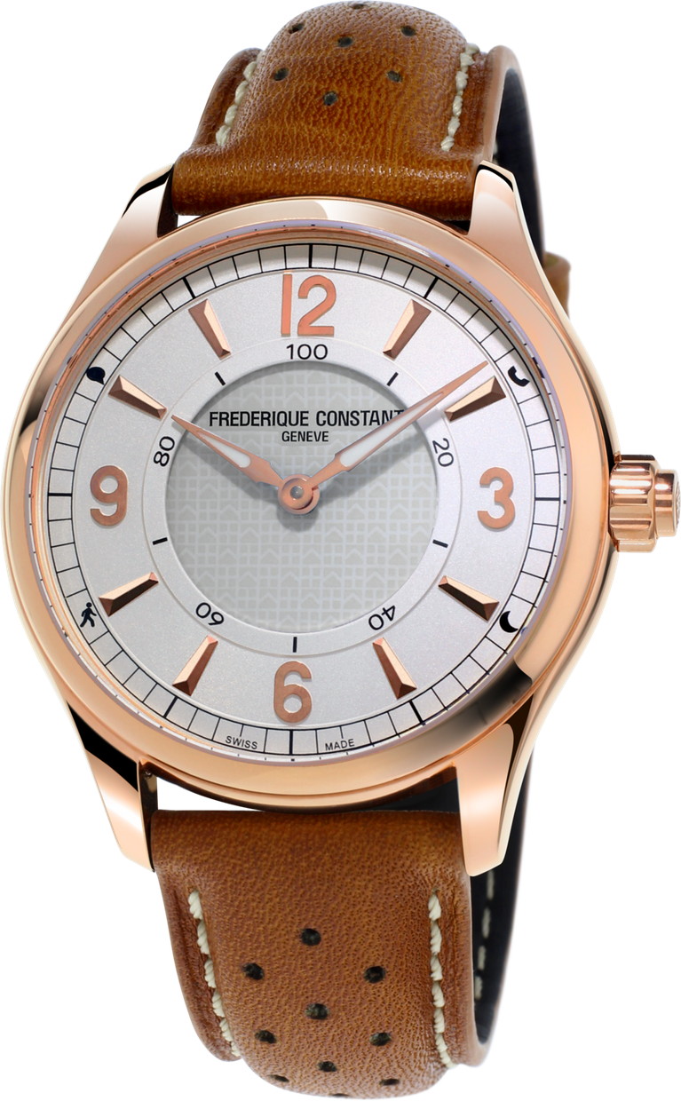 Frederique Constant Horological Smartwatch FC-282AS5B4 frederique constant persuasion fc 310cdhb2pd4