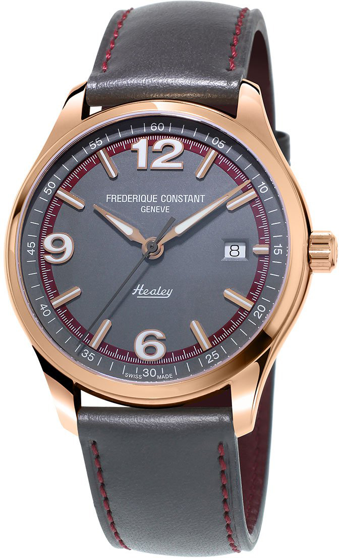 Frederique Constant Vintage Rally Healey Automatic FC-303GBRH5B4 frederique constant ladies automatic fc 310whf2pd4