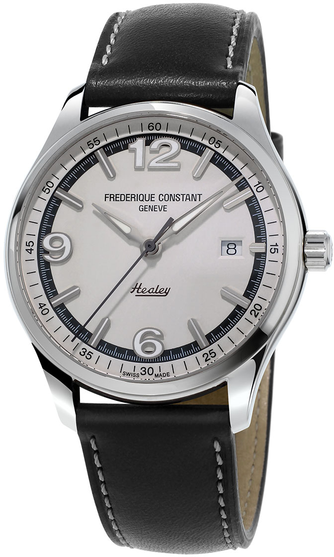 Frederique Constant Vintage Rally Healey Automatic FC-303WGH5B6 frederique constant ladies automatic fc 310whf2pd4