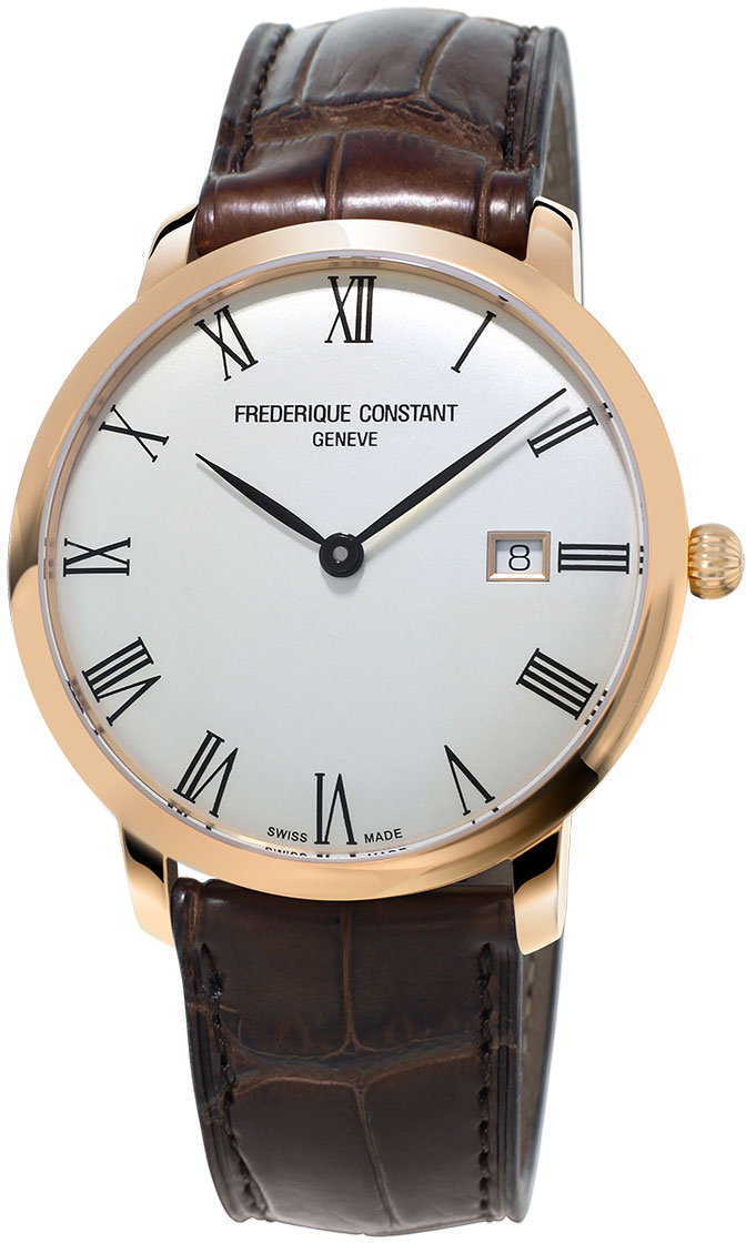 Frederique Constant SlimLine Automatic FC-306MR4S4 frederique constant ladies automatic fc 310whf2pd4