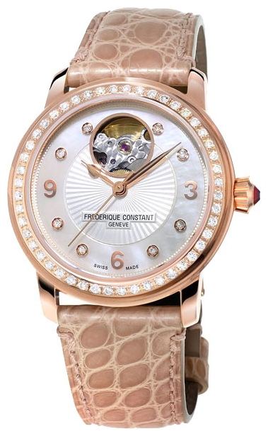 Frederique Constant Heart Beat Automatic FC-310HBAD2PD4 frederique constant heart beat fc 310hbad2pd6