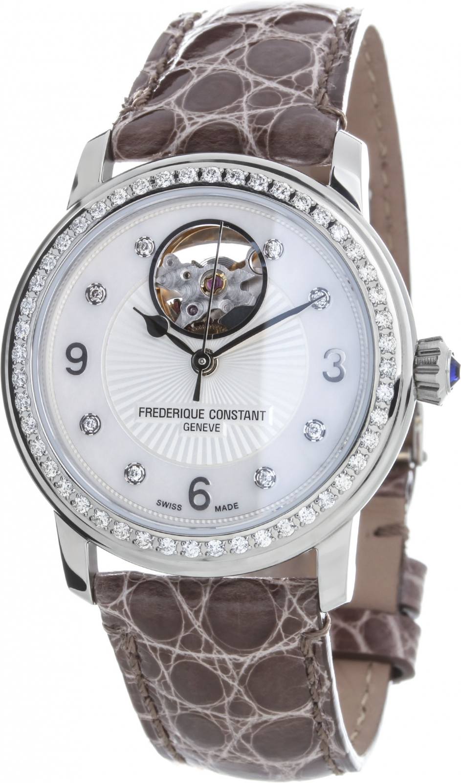 Frederique Constant Heart Beat Automatic FC-310HBAD2PD6 frederique constant heart beat fc 310hbad2pd6