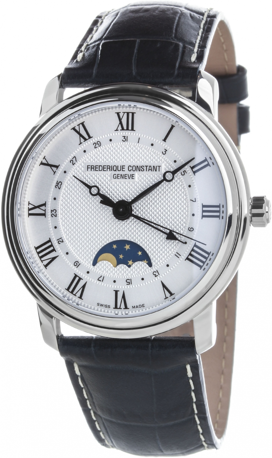 Frederique Constant Classics Auto Moonphase FC-330MC4P6 часы chanel j12 moonphase 38mm