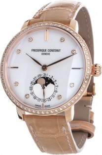 Frederique Constant Manufacture Slim Line Moonphase FC-703VD3SD4
