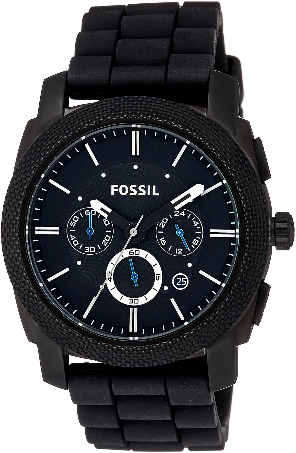 Fossil Machine FS4487 fossil часы fossil fs4487 коллекция chronograph
