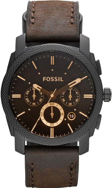 Fossil Machine FS4656 fossil часы fossil fs4656 коллекция chronograph