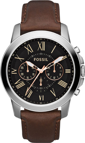 Fossil Grant FS4813 матрас dreamline springless soft slim 90х195 см