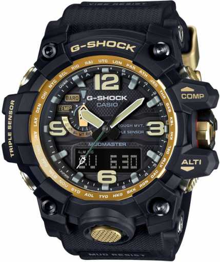 Casio G-shock Mudmaster GWG-1000GB-1A