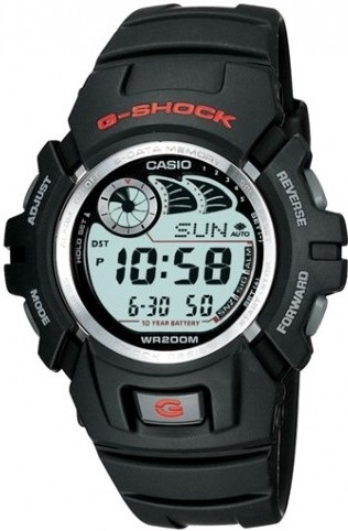 Casio G-shock G-2900F-1V casio str 300c 1v