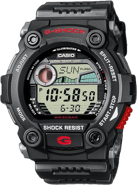 Casio G-shock G-Classic G-7900-1E часы casio g shock gw m5610bb 1e black