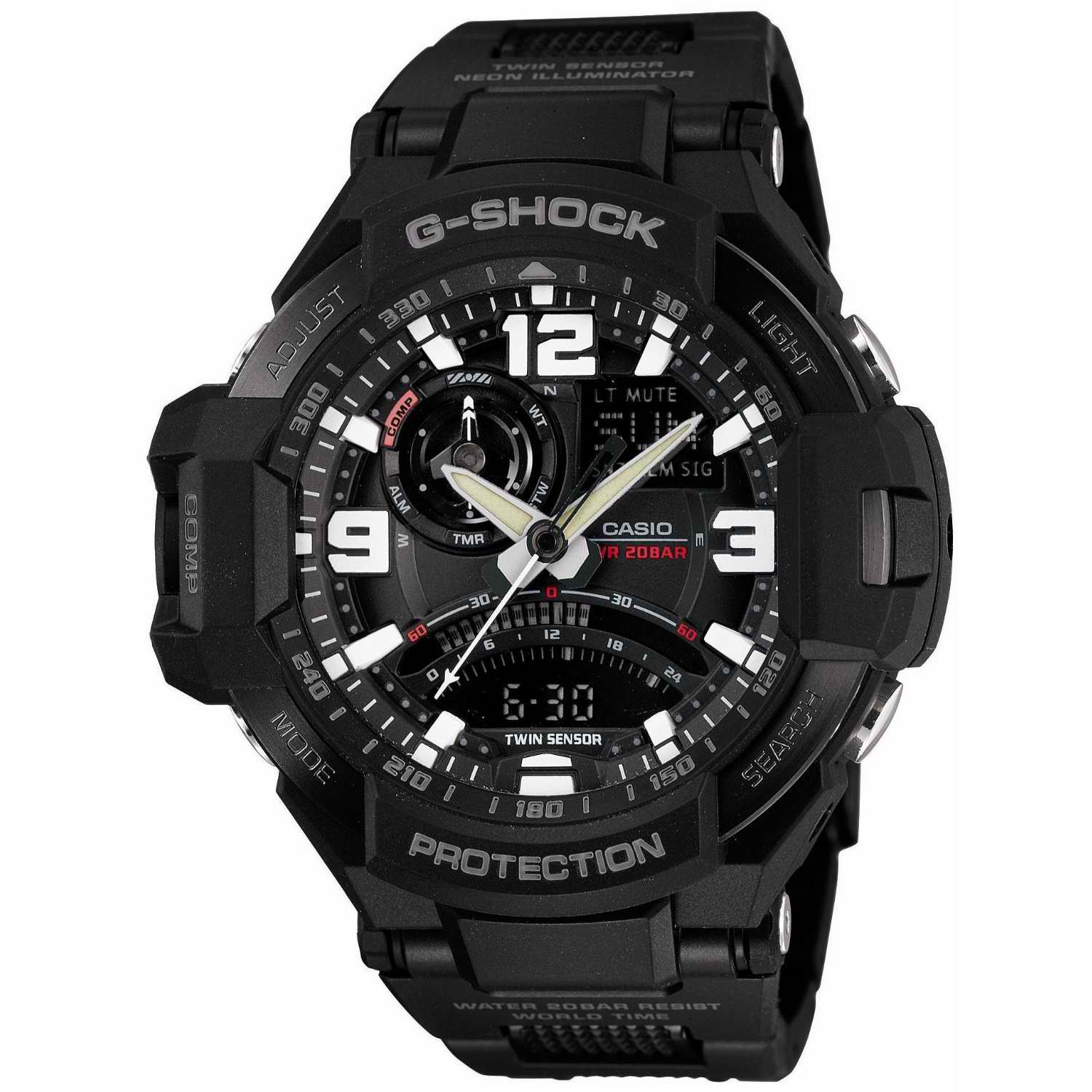 Casio G-shock GA-1000FC-1A 2017 summer new yohe full face motorcycle helmet yh 970 double len motorbike helmets made of abs pc lens with racing color