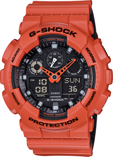 Casio G-shock G-Specials GA-100L-4A