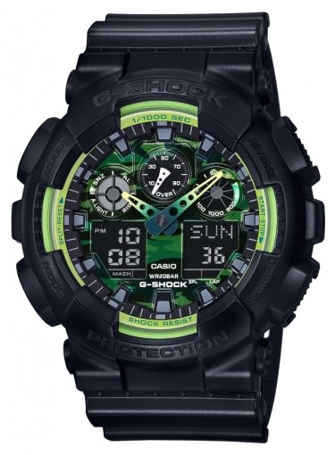 Casio G-shock G-Specials GA-100LY-1A