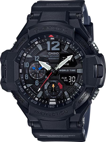 Casio G-shock Gravitymaster GA-1100-1A1 benks tempered glass for xiaomi 5 2 5d radians screen protector