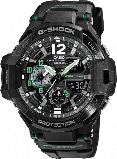 Casio G-Shock GA-1100-1A3