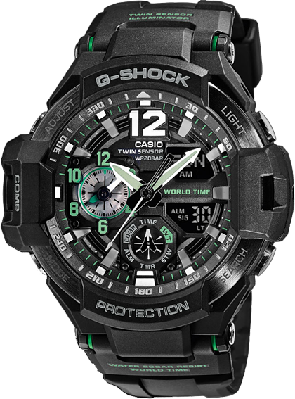 Casio G-Shock GA-1100-1A3 casio ga 100c 1a3