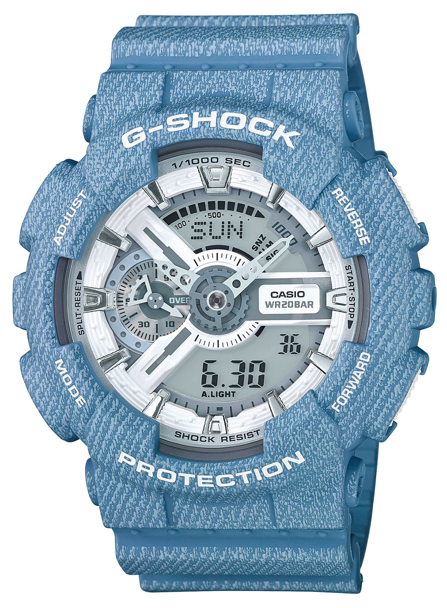 Casio G-shock G-Classic GA-110DC-2A7 2017 new bikinis women swimsuit high waist bathing suit plus size swimwear push up bikini set vintage retro beach wear xl page 9