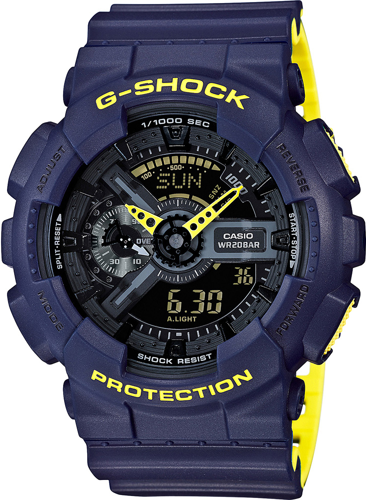 Casio G-shock GA-110LN-2A casio g shock ga 110ln 1a