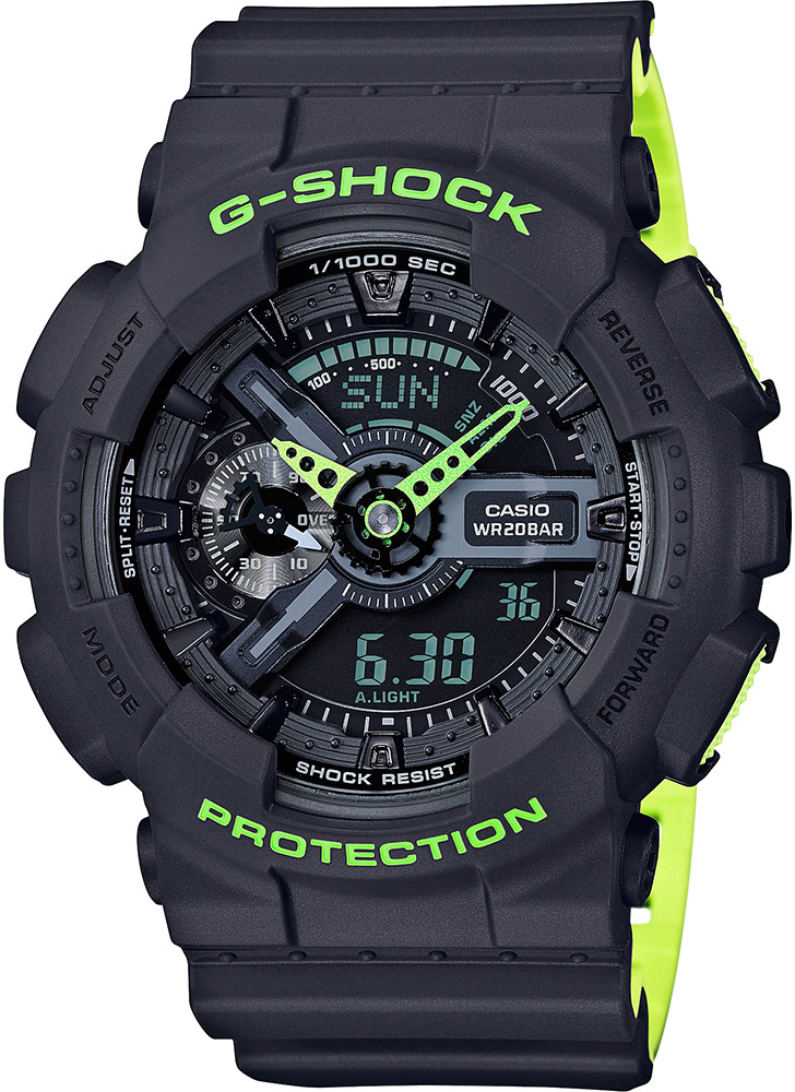 Casio G-shock GA-110LN-8A casio g shock ga 110ln 1a