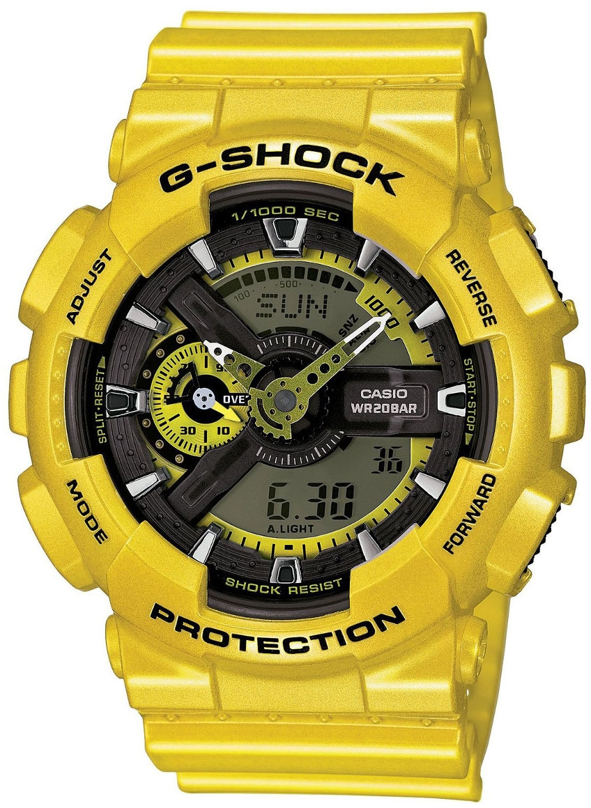 Casio G-shock GA-110NM-9A тонер static control okib431 1kg