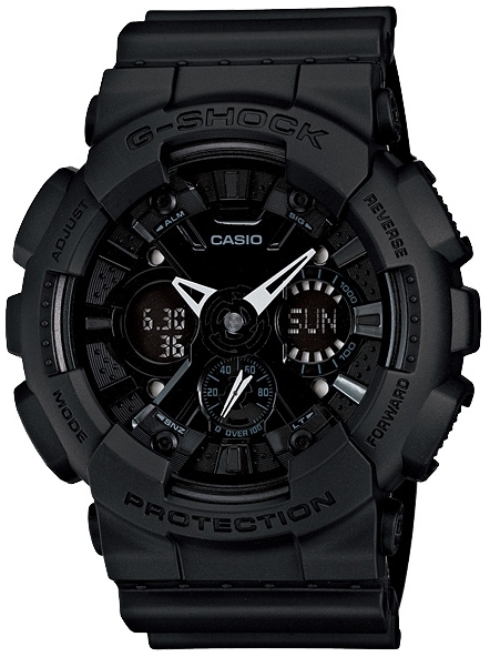 Casio G-shock G-Classic GA-120BB-1A casio g shock ga 800 1a