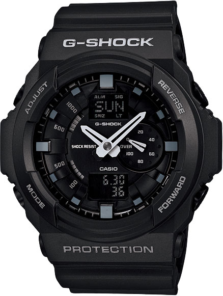 Casio G-shock GA-150-1A часы casio g shock ga 110gb 1a