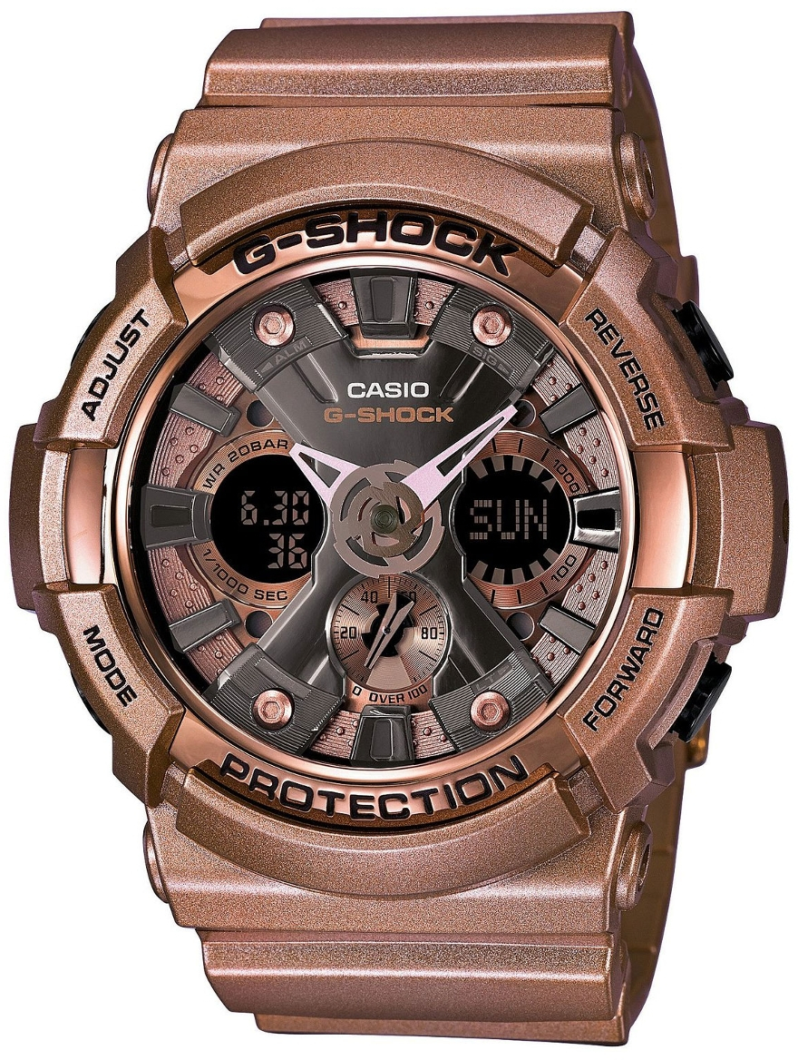 Casio G-shock G-Specials Crazy Gold GA-200GD-9B