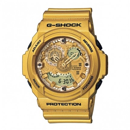 Casio G-shock G-Specials Crazy Gold GA-300GD-9A