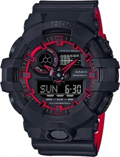 Casio G-shock GA-700SE-1A4