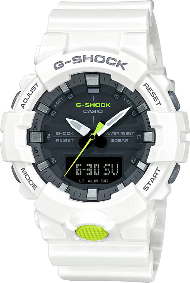 Casio G-shock GA-800SC-7A цена и фото