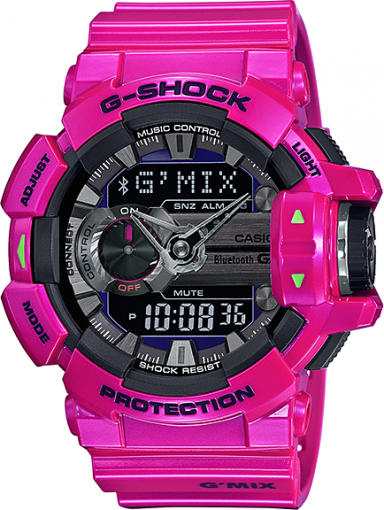 Casio G-shock G'MIX GBA-400-4C